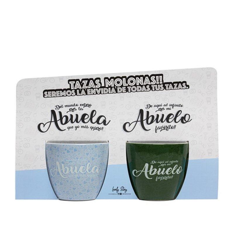 Set Tazas Café