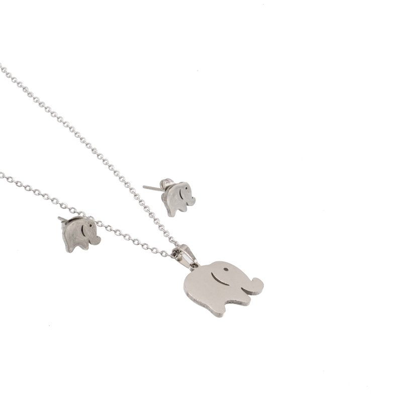 Conjunto elefantes
